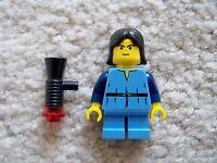 LEGO Star Wars - Rare Original Young Boba Fett Minifig from 7153 - w/ Blaster