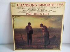 LUCIEN LUPI Chansons immortelles 2C134 15372/3