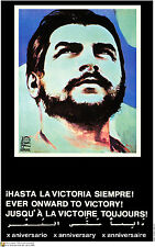 Political cuban POSTER.Che Guevara.Cuba Victory rebel.6.Revolution Art Design