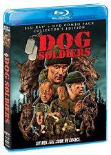 DOG SOLDIERS  (2002 Sean Pertwee)  - Region A  - BLU RAY - Sealed