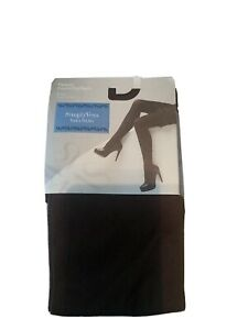 Simply Vera Vera Wang Opaque Control-Top Brown Tights Size 2 (120-170#) NWT