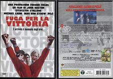 FUGA PER LA VITTORIA - DVD NUOVO E SIGILLATO, RARO, PRIMA STAMPA ITA, NO IMPORT