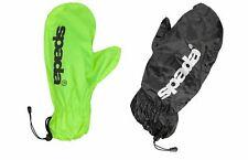 Overmitts Waterproof Over Gloves > Spada Motorbike Motorcycle - Black or Yellow