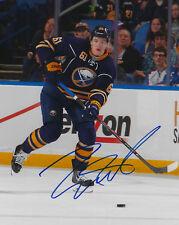 Nikita Zadorov Autographed Signed 8x10 Photo - w/COA - NHL Buffalo Sabres