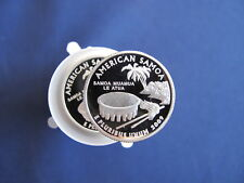 2009-S American Samoa DCAM Proof Quarter Roll of 40 Coins