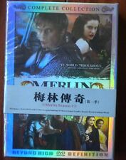 MERLIN SEASON 1 COMPLETE COLLECTION DVD REGION 1  BRAND NEW FACTORY SEALED