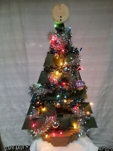 Small/Medium Wooden Christmas Tree Made From Upcycled Pallet Wood