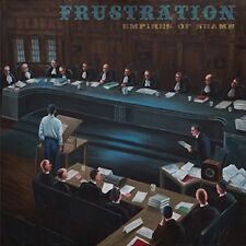 FRUSTRATION - EMPIRES OF SHAME   VINYL LP NEUF