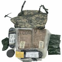 Biological & Chemical Contaminants Protection Outfit Set Military Men's Size L