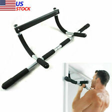10x Iron Gym Total Upper Body Workout Bar FREE US SHIPPING!