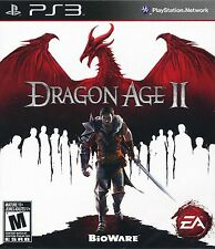 Dragon Age II PS3 - LN - Game Disc Only