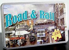 ROAD & RAIL Puzzle 500 pezzi in una scatola di latta 420 mm x 297 mm (RF)