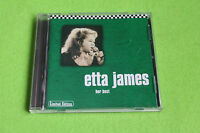 Etta James ' her best ' chess edition CD