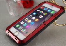 LUNATIK TakTiK Extreme Premium Protection Case for iPhone 7 Plus/ 8 Plus Red
