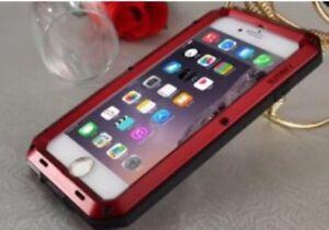 LUNATIK TakTiK Extreme Premium Protection Case for iPhone 6/6s Plus Red