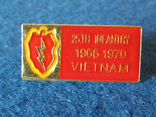 United States Military Badge - 25th Infantry - 1966-1970 - Vietnam