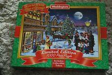 WADDINGTONS LIMITED EDITION 1000 PIECE JIGSAW .THE HIDDEN 12 DAYS OF CHRISTMAS .