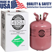 R410a R410a Refrigerant 25lb tank New Factory Sealed Lowest on Ebay Virgin Freon