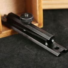 """5.19"""" See-Thru Carry Handle Scope Mount Base for 20mm Rail Weaver Base Compact"""