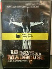10 Days in a Madhouse - DVD - RARE - SEALED free shipping