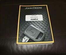 John Deere 450c Dozer Bulldozer Parts Catalog Manual