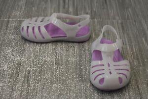 Crocs Isabella Sandal 204655 - Toddler's Size 6 - Purple