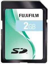 Fujifilm 2gb Tarjeta De Memoria Sd Para Canon Digital Ixus 30 Cámara Digital