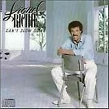 LIONEL RICHIE Can't Slow Down CD NEW