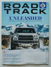 ROAD & TRACK June 2017 Ford F-150 Raptor Land Rover Discovery Chevy Bolt Audi S5