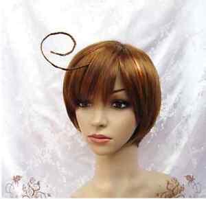 APH Hetalia Axis powers Italy Anime Cosplay Costume Wig Wig CAP Free Track NO