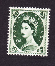 Great Britain QE11 1960 crowns wmk 2B 9d  lmm. sg617c, fine