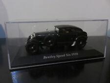VOITURE MINIATURE BENTLEY SPEED SIX DE 1930 IXO 1/43 NEUF