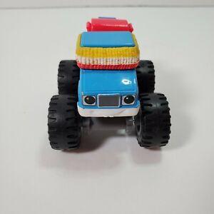 Blaze & the Monster Machines GUS Truck Nickelodeon Rare Workout Headband Blue