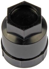 5 Pack - Dorman # 711-020 - 5 Pack - Black Wheel Nut Cover M24-2.0, Hex 19mm