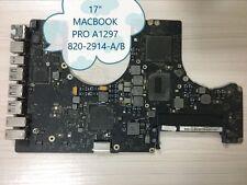 MC725 820-2914-B/A for Apple Macbook Pro A1278 Logic Board repair