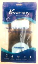 Waterproof Case, Vansky Waterproof Phone Case Dry Bag Usable Through Case NIP