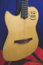 GODIN MULTIAC NYLON SA Built in GK Pickup 2012 Electric Classical Guitar