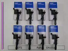 New Set of Eight Delphi Ignition Coils Gn10182/Dg511