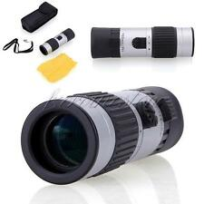15x-55x Mini Telescope Adjustable Monocular Zoom Pocket Scope Sports Outdoor New