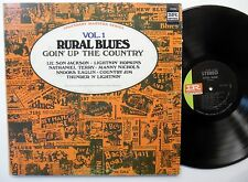 RURAL BLUES Goin Up the Country Vol.1 LP VG++ vinyl  #354