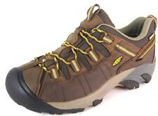 Keen Targhee II Mens US Size 11 Brown Leather Hiking Shoes UK 10