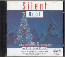 Silent Night Eine Amerikanische Weihnacht (CD, Delta Music)