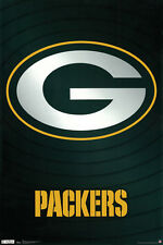 #Z147 Packers Logo Poster 24x36