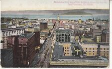 CF40.Vintage US Postcard. View of San Francisco from the Call Building.