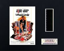 James Bond Live And Let Die  (8 x 10) 35mm film cells