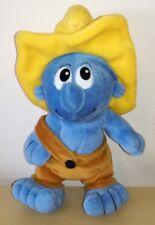 Peluche Puffo Ferrero 1995 Selvaggio the smurfs giocattoli sicuri plush toys