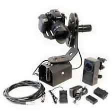 Motorized Joystick Remote Control Pan & Tilt Head - Tigertilt by ProAm USA