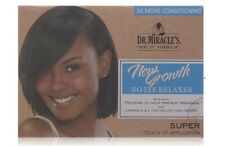 Dr. Miracle's New Growth Relaxer Kit Super
