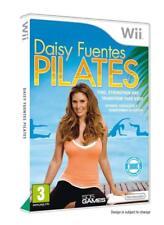 Daisy Fuentes Pilates (Nintendo Wii Juego) * Buen Estado *