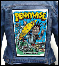 PENNYWISE - Hermosa Beach   --- Giant Backpatch Back Patch